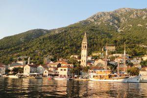 Авіаквитки в Чорногорію прямий рейс