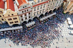 Дешеві авіаквитки до Праги з спб