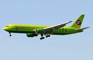 Купити авіаквиток авіакомпанії сибір