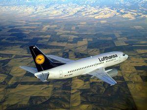Квитки на літак lufthansa