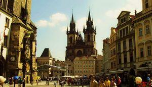 Авіаквитки в Прагу з Уфи