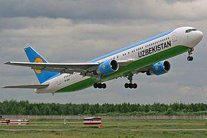 Авіаквитки в узбекистан