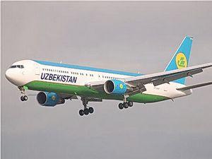 Авіаквитки ціни узбецькі авіалінії