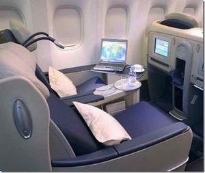 Квитки бізнес класу на літак