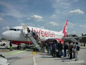 Квитки на літак airberlin