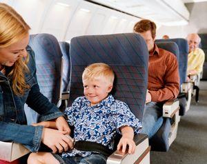 Квитки на літак дітям