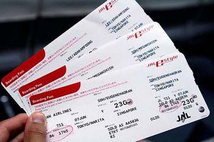 Квитки на літак tickets