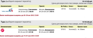 Авіакаси уральські авіалінії новокузнецьк