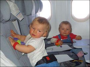 Дитині 2 роки авіаквиток