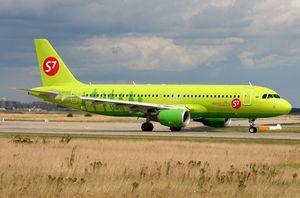 Квитки на літак s7 екатеринбург москва