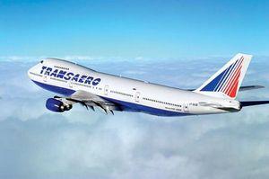 Квитки на літак Трансаеро домодедово