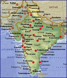 Дешеві авіаквитки в Індію