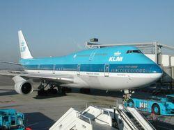 Купити авіаквиток klm