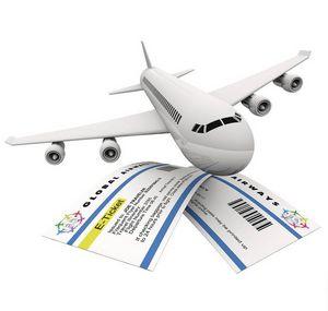 Продаж квитків на літак