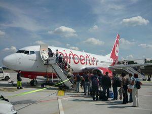 Розпродаж авіаквитків в європу