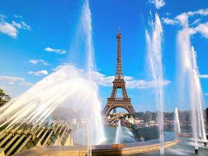 Розпродаж авіаквитків париж