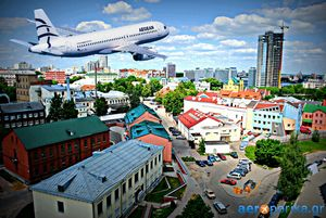 Ціни на авіаквитки з Мінська