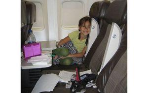Вартість квитка дитині на літак