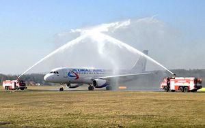 Уральські авіалінії авіакаси