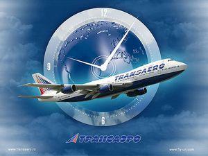 Бронювання авіаквитків онлайн Трансаеро